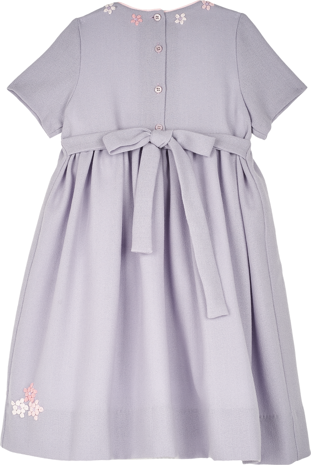 Girl - Edith Wool Midi Dress