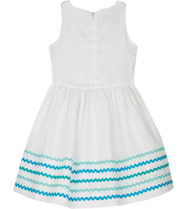 Girl - Alice Linen Short Dress