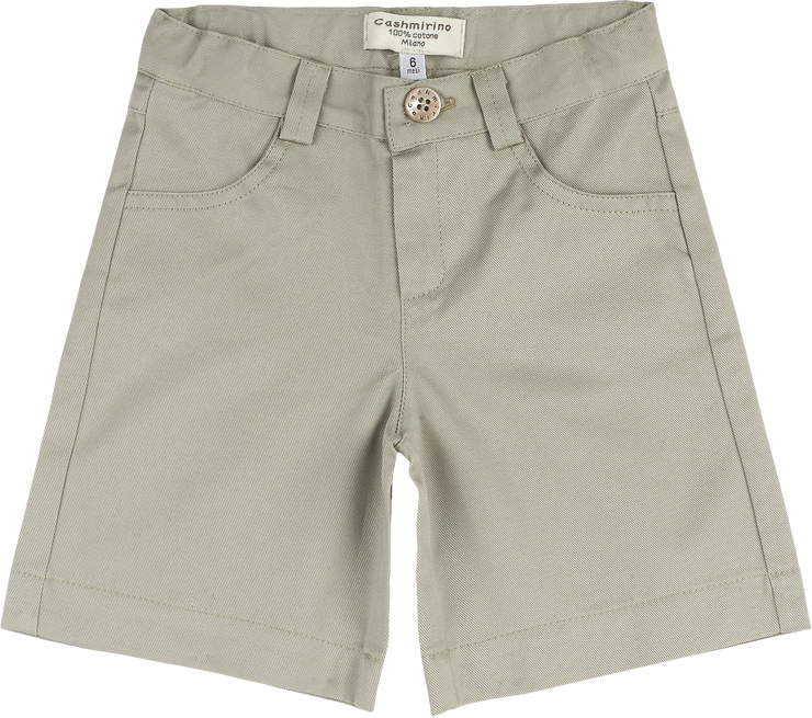 Baby Boy - Nathan 100% Cotton Shorts