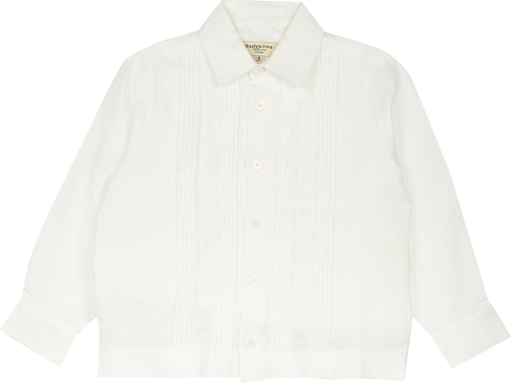 Boy - Santiago Cuban Linen Shirt
