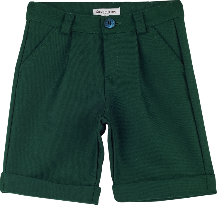Baby Boy - Colin 100% Wool Smart Shorts