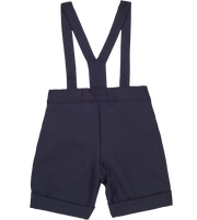 Baby Boy - Nick 100% Wool Shorts With Braces
