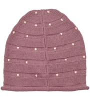 Girl - Zafra - Royal Alpaca  beanie hat