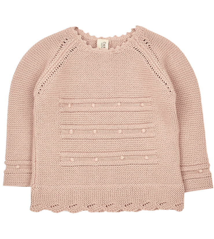 Baby Girl - Sevilla 100% Royal Alpaca jumper set