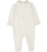 Baby Girl - Paula Pima Cotton Babygro