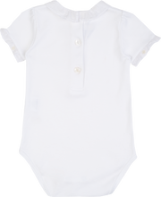 Baby Girl - Meggy 100% Cotton Short Sleeve Bodysuit