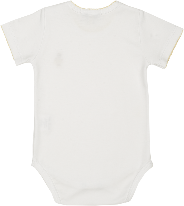 Baby Girl - Chota 100% Pima Cotton bodysuit