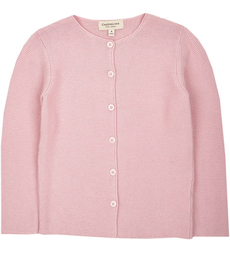 Girl - Sofia Cotton Cardigan