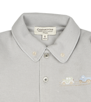 Baby Boy - Charles Cotton Babygro