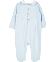Baby Boy - Arturo 100% Pima Cotton Babygro