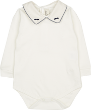 Baby Boy - 100% Pima Cotton Long Sleeve Bodysuit