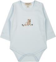 Baby Boy - Again Nat! 100% Pima Cotton printed bodysuit