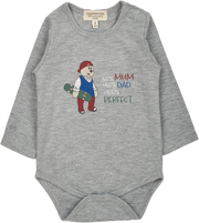 Baby Boy - Perfect Nico 100% Pima Cotton printed bodysuit
