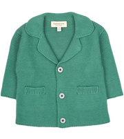 Baby Boy - Alessio Cotton V-neck Blazer
