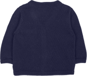 Baby Boy - Simon Cotton V-neck Cardigan