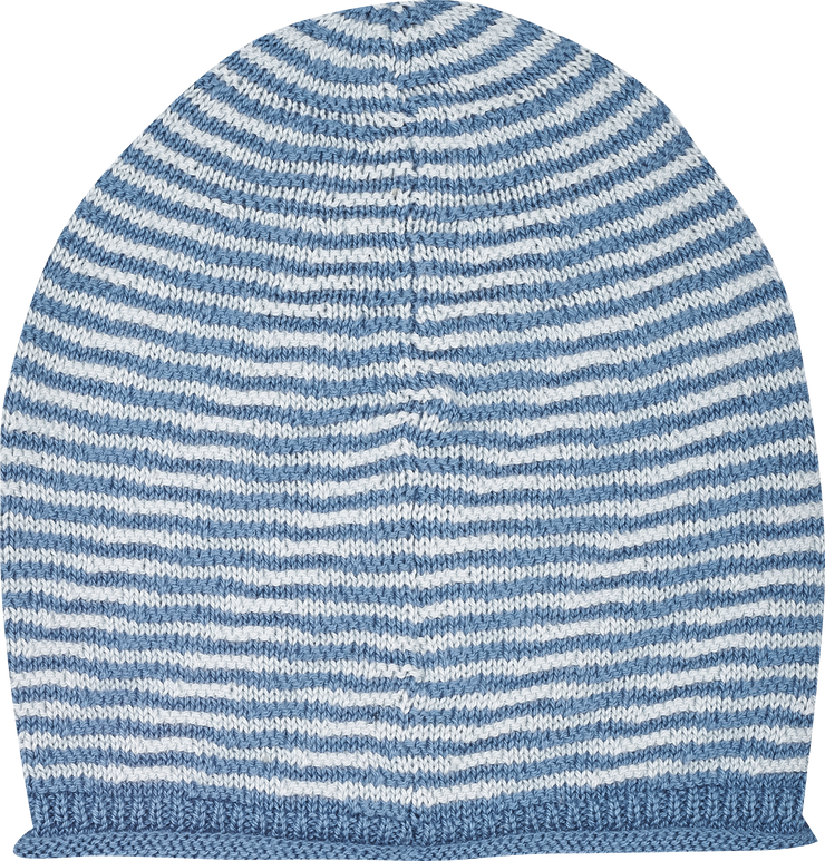 Baby Boy - Alexis Cotton Striped Hat
