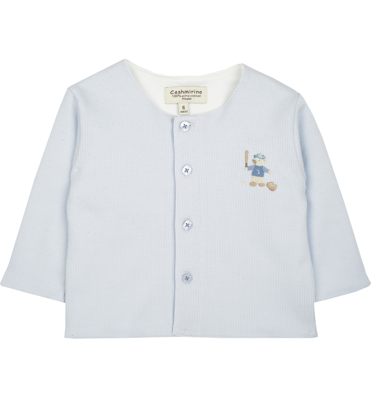 Baby Boy - Wilson Pima Cotton Set