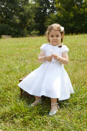 Girl - Bianca Linen Dress