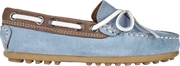 Boy - Andy Suede Boat Shoes