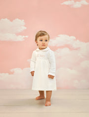 Baby Girl - Love Babydoll 100% Pima Cotton Dress