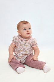 Baby Girl - Trudy 100% Cotton Blouse