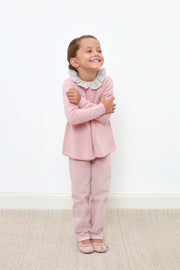 Girl - Neni Cashmere Cardigan With Gathered Waist