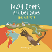 Children's Book - Dizzy Cows And Lost Cities - Picture Book
