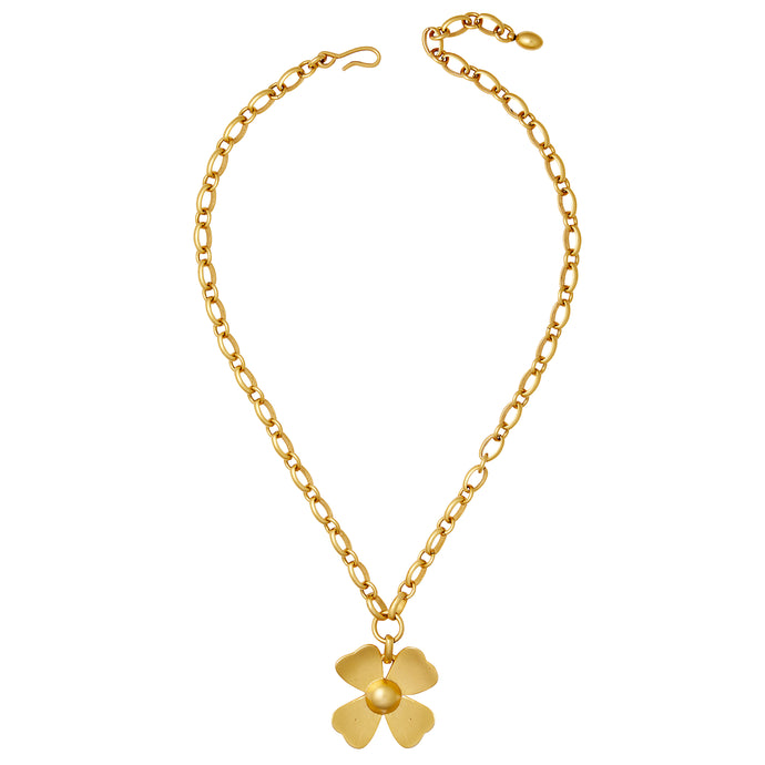Aubrieta Necklace