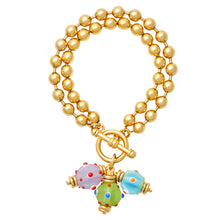 Load image into Gallery viewer, Beach Ball Charm Bracelet