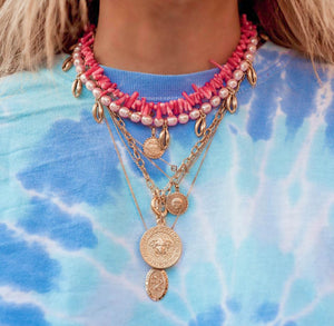 Blissed Out Necklace