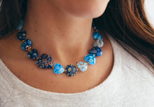 Load image into Gallery viewer, Blue Lagoon Necklace