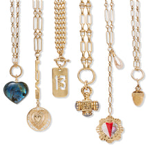 Load image into Gallery viewer, Love You To The Moon Y-Necklace