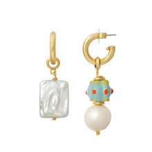 Load image into Gallery viewer, Favorite Pearl Earring Charm