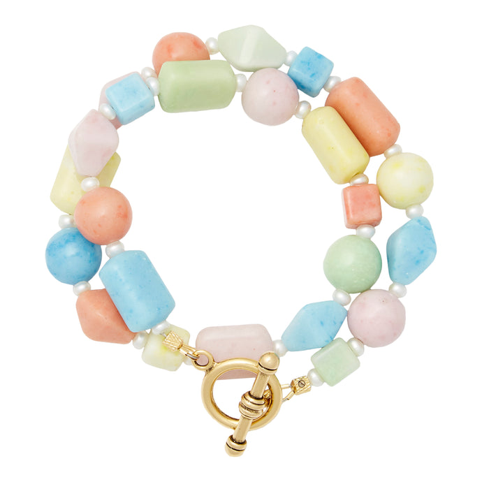 Candy Land Double Wrap Bracelet