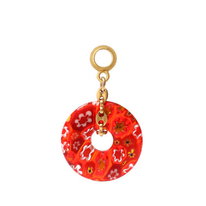 Chained Donut Earring Charm