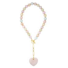 Load image into Gallery viewer, Cotton Candy Y-Necklace
