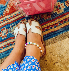 Double-take Anklet