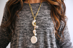 Endless Summer Y-Necklace