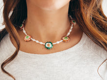 Load image into Gallery viewer, Garden Party Necklace