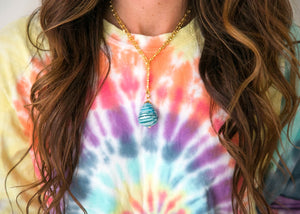Gum Drop Necklace