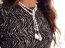 Load image into Gallery viewer, Julia Lariat Necklace