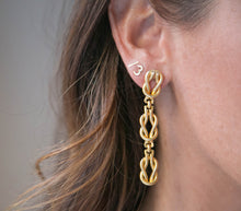 Load image into Gallery viewer, Love Knot Earrings