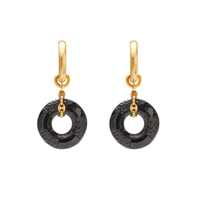 Mini Chained Donut Hoops