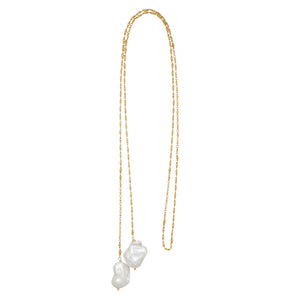 Nell Lariat Necklace