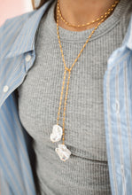 Load image into Gallery viewer, Nell Lariat Necklace