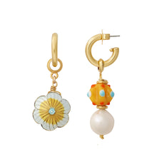 Load image into Gallery viewer, Garden Party Earring Charm