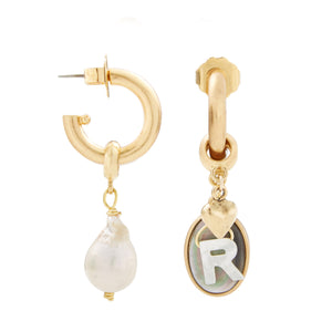 Persona Hoop Earrings