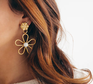 Petunia Earrings