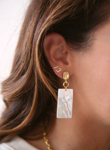 Piano Earrings