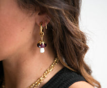Load image into Gallery viewer, Psychedelic Earring Charm